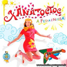 Xana Toc Toc - A Festa é Nossa (2012)