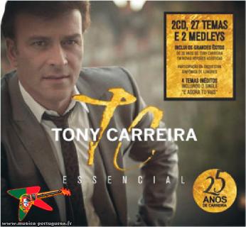 Tony Carreira - Essencial (2012)